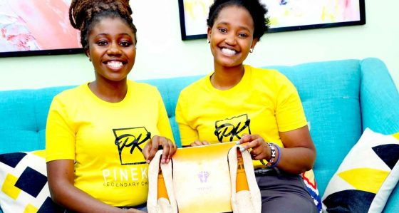 pine kazi wins fashionomics contest