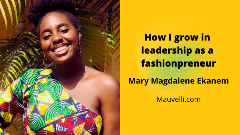 Growing in leadership with Sanct's Mary Magdalene