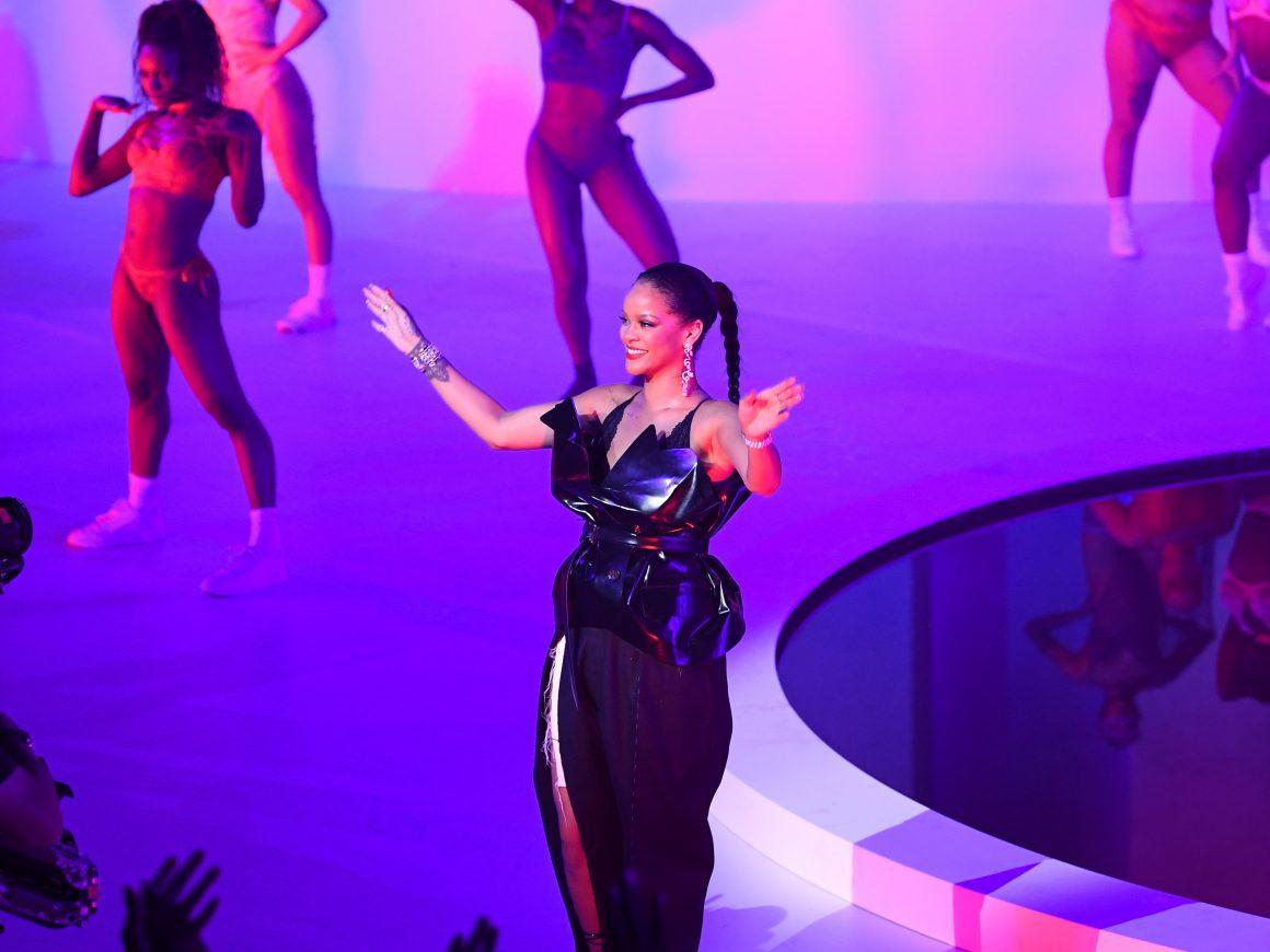 Rihanna SavagexFenty