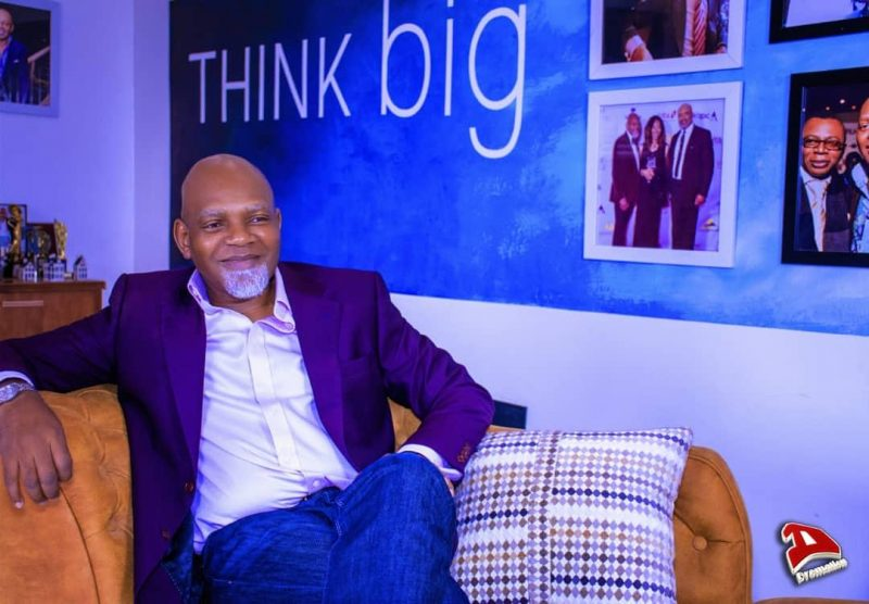 """Until We Mass produce, Investors Won't Come to Fashion Brands"""" Says Mr Mahohany, Organizer of GTBank Fashion Week"""