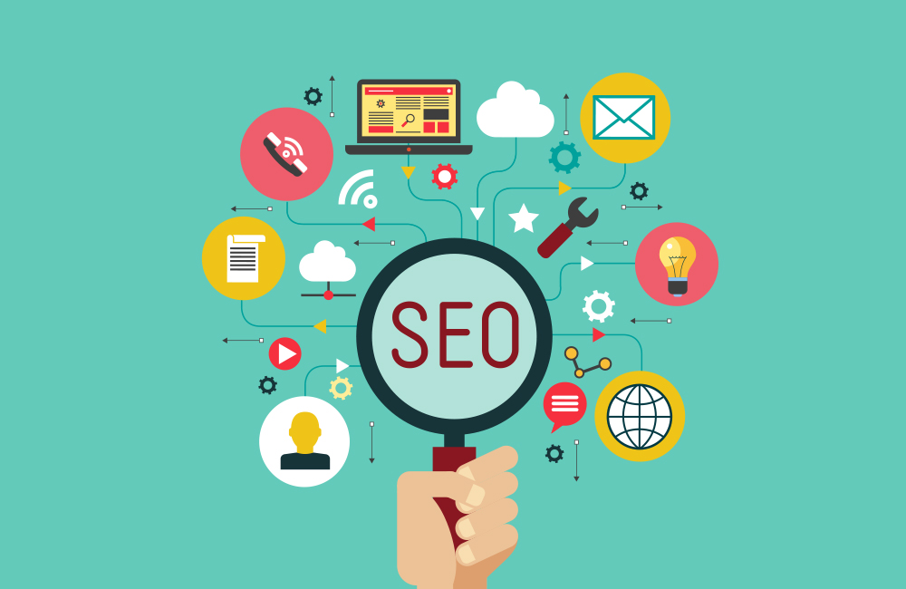 Optimise for SEO to drive traffic