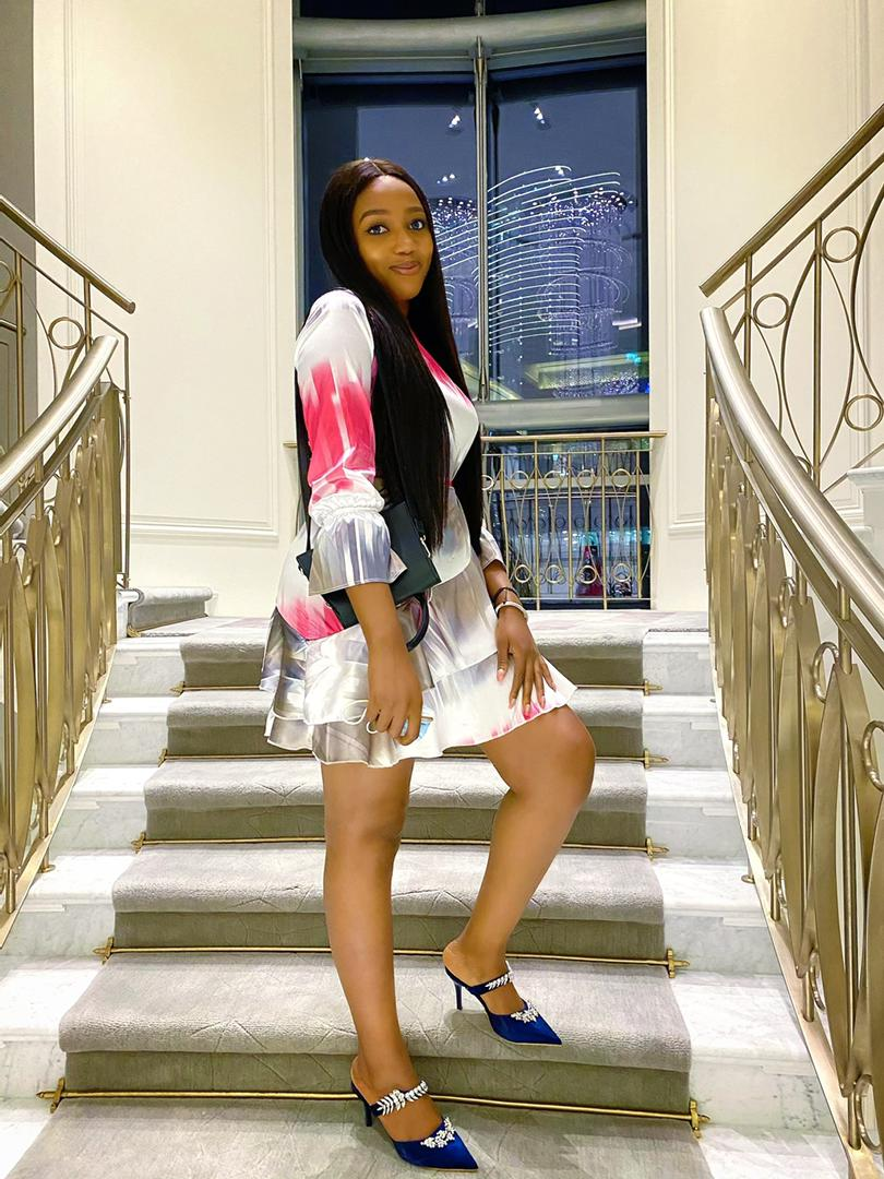 Chiamaka Lucy Obiefuna of Lulu.ng - the fashion retailing brand