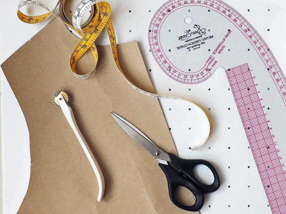 Pattern drafting tools
