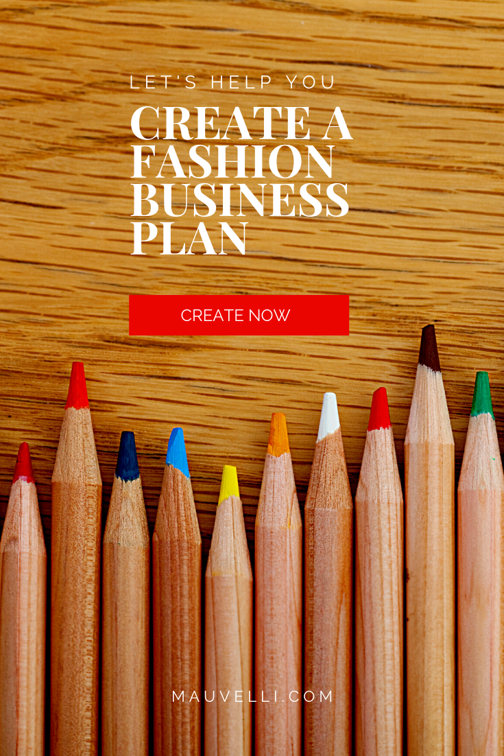 How to create fashion business plan