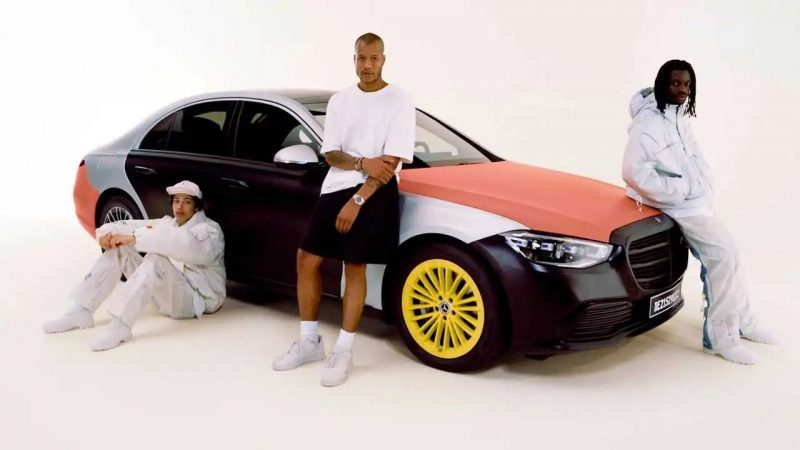 Mercedes-Benz airbag clothes
