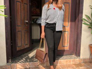 Ifeanyi Emilia Ogwuazor of The Leather Girl